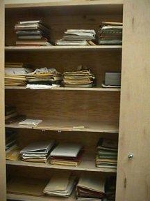 Archives Cabinet