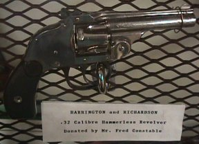 Smith and Wesson 38 Standard Revolver